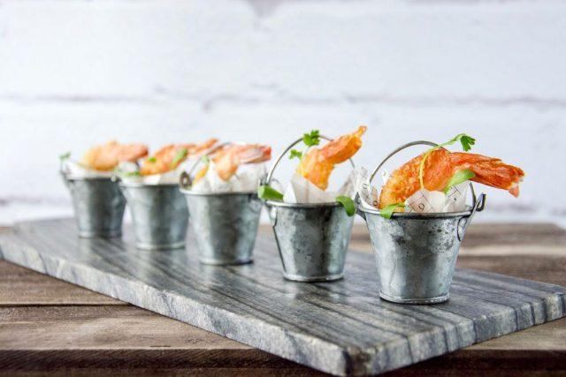 Social dining er en god måde at prøve mange forskellige retter