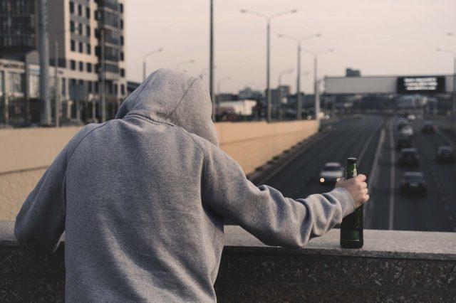 Slip alkoholafhængigheden med en afrusning