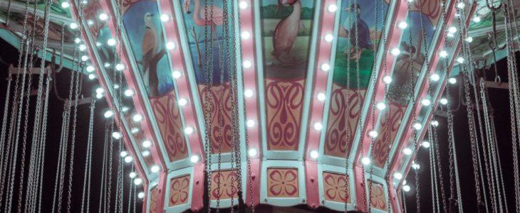 Få Tivoli hjem med en candyflossmaskine